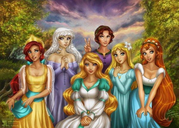 Mé Princesse ^^ ♪ ♫ ♫  ♪♪ ♪ ♫