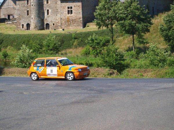 Rallye du Coutançais 2011