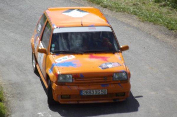 Rallye de la Baie 2011
