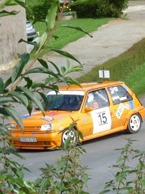 Rallye du Bocage 2011
