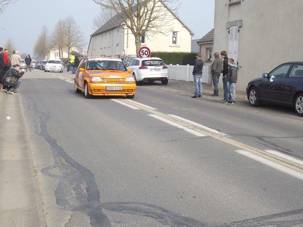 Course de côte d'hébécrevon 2012