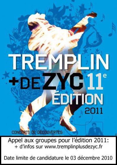 TREMPLIN + 2 ZIC
