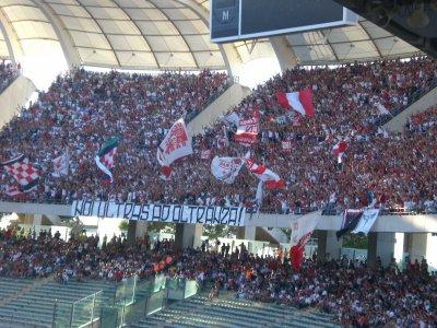 AS. Bari - FC. Juventus :)