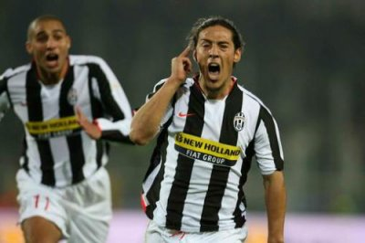 Thanks for all, David Trezeguet & Mauro Camoranesi