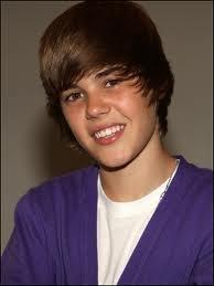 """Justin Bieber .""""J'ai déjà fait croire à une fille que je voulais sortir avec elle."""""""