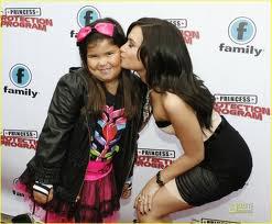 """""""La petite soeur de Demi Lovato."""""""