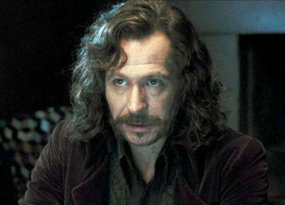 Présentation des Personnages : Sirius Black