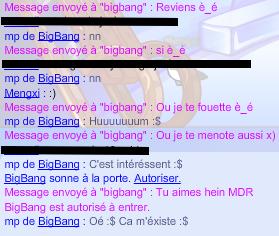 BigBang / Misskey en excitation ..
