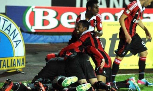 Dernier Match : Sienne 1 - 2 Milan AC