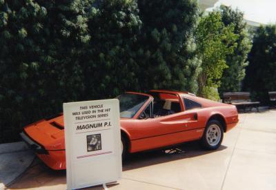 Les parc d'attractions visitées : Universal Studios Hollywood