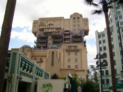 Les parc d'attractions visitées : Disneyland Paris