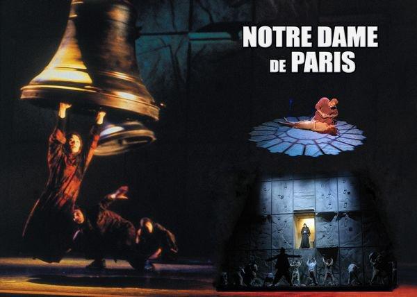 Notre Dame De Paris (Comédie musicale)