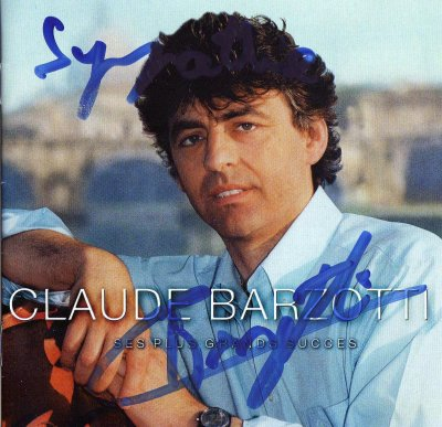 Claude Barzotti aux Docks 76