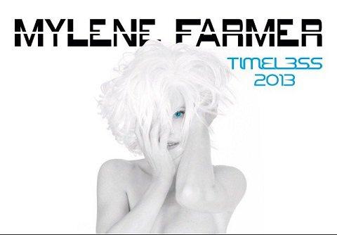 Mylène Farmer - Timeless 2013