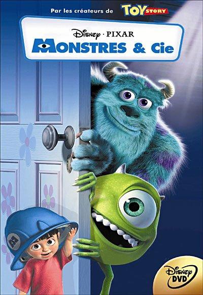 Mes Pixar préférés