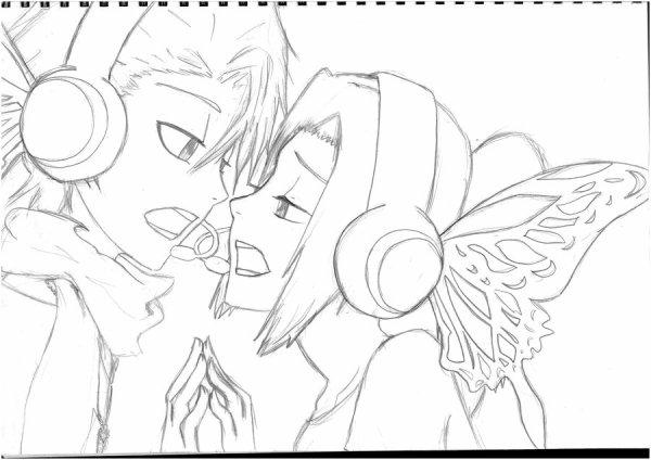 Hitsukarin dessin ROSE!!!!