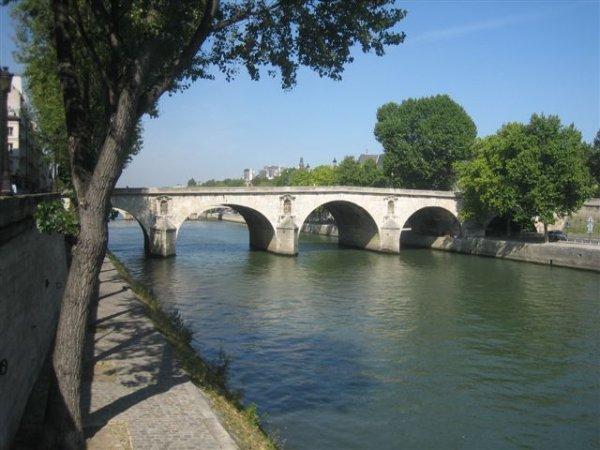 Le pont : One shot Ichihime de Reve