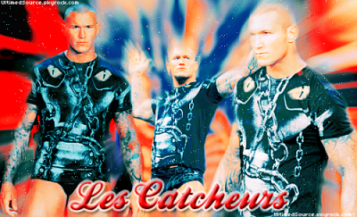 Les Catcheurs