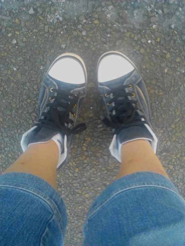dèlire avec nos pieds