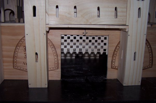 Découpage sur bois - 238 (Chateau La Pompe) Partie I