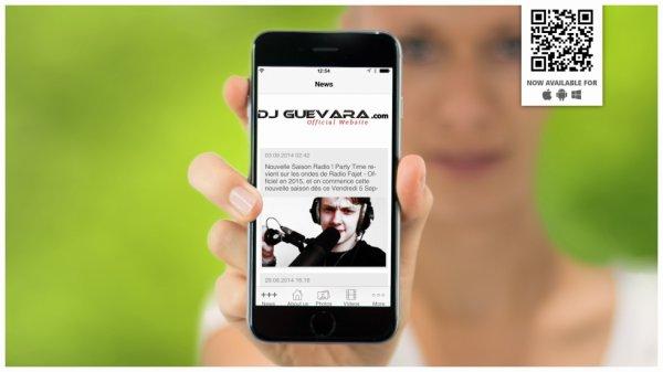 Dj Guevara Smartphone App