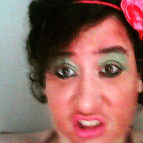 C'est moi Imane Sarah Almanagera