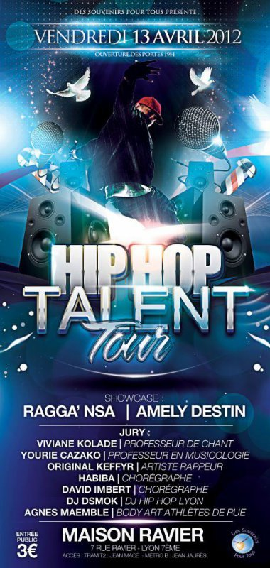HIP HOP TALENT TOUR