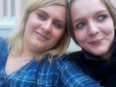 ma meileur amie et moi
