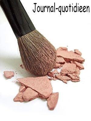 x Maquillage : LA POUDRE ...