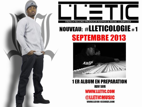 #LLETICOLOGIE EPISODE #1 EN SEPTEMBRE 2013