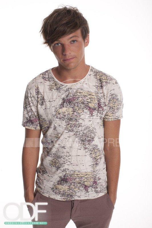 Louis's Photoshoot.