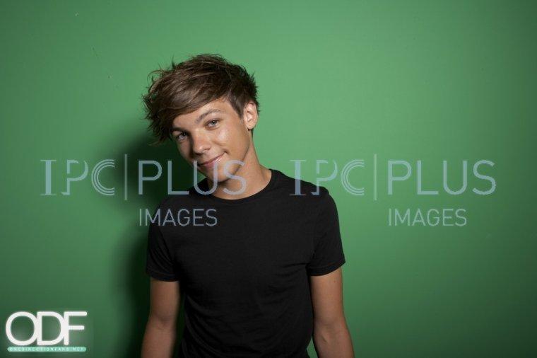 Louis's Photoshoot pour TEEN