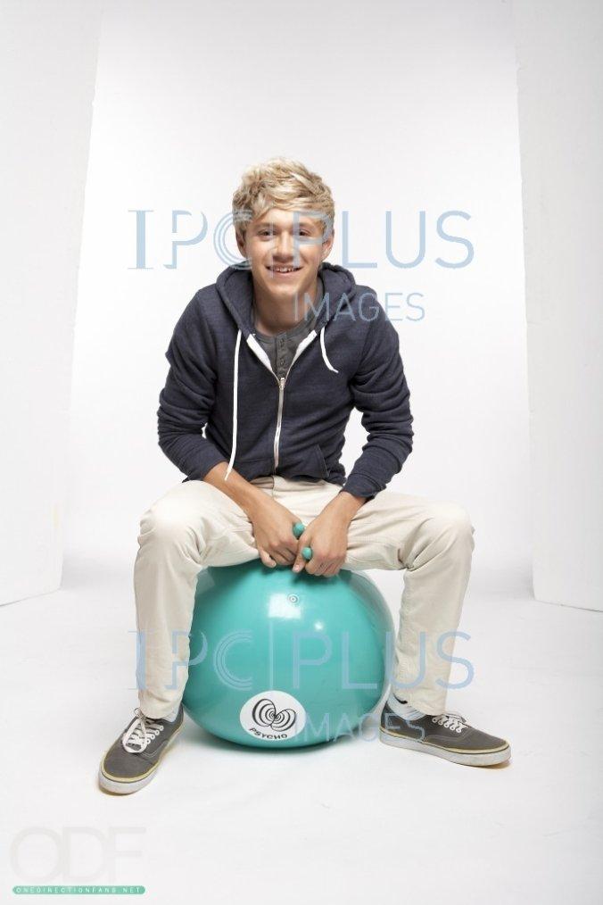 Niall's Photoshoot pour TEEN