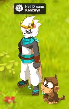 Kenzuya , pandawa du serveur Allister