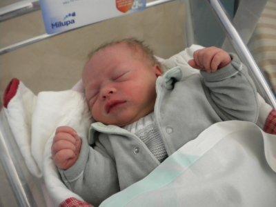 Valerian notre petit dernier a moins de 24h ^^
