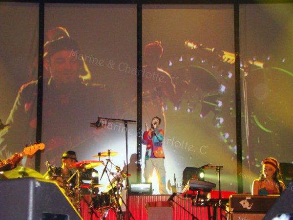 Concert Rennes 8 Avril 2011 – Parc des Exposition.