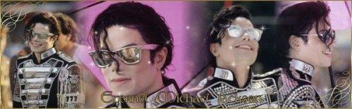 •.• L'amour de tous ne fait qu'un •.• Michael je t'aime •.•..♥