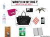 Mes indispensables n°1 : Dans mon sac