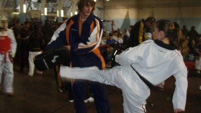 le taekwondo plus qu'une passion ma VIE !