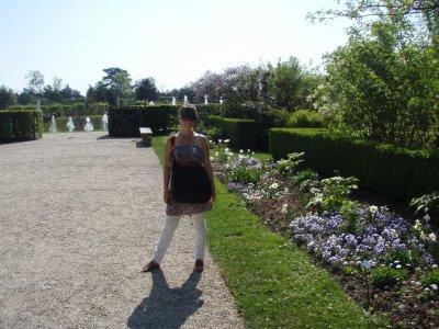 A PARIS  les jardins de versaille !