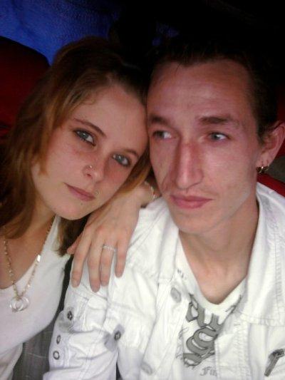 Gregory et sa future femme