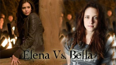 Elena vs Bella