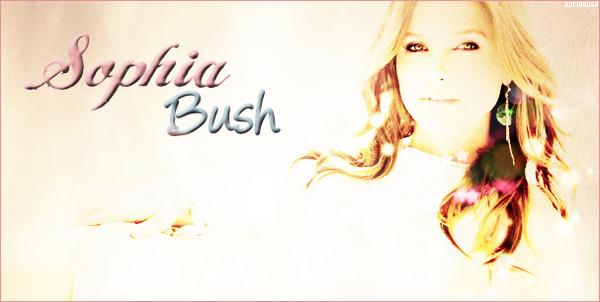 .SOFIABUSH ● SKYROCK.COM_____________________________________________ Ta source sur la talentueuse Sophia Anna Bush !.