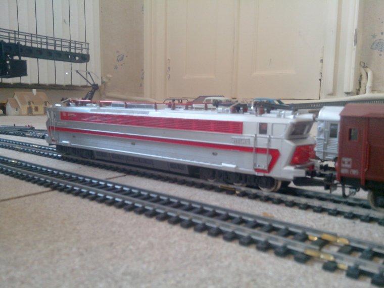 Locomotive CC 40108 électrique jouef