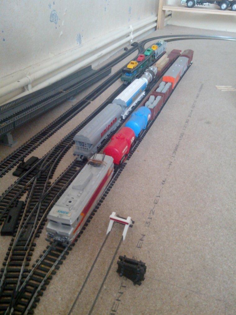 Ma deuxième locomotive électrique