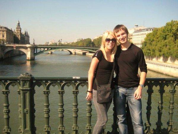 *  Paris <3 :   Pour 2 ans de Bonheur avec lui  *   > 08-10/10