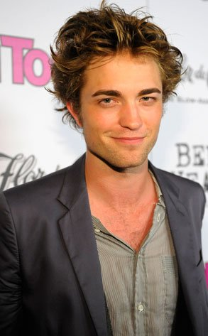 Robert pattinson (biographie)