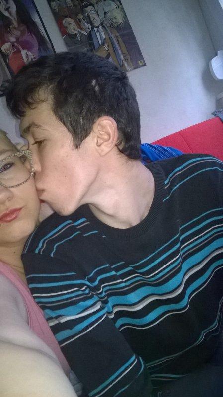 Moi et bebe <3 #o2; novembre 2013