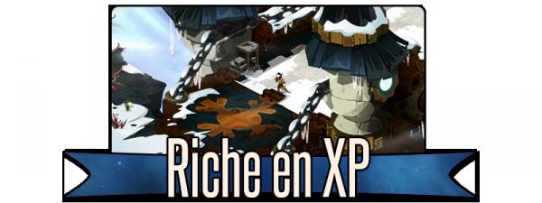 Une semaine riche en XP