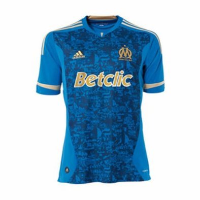 maillot 2011-2012
